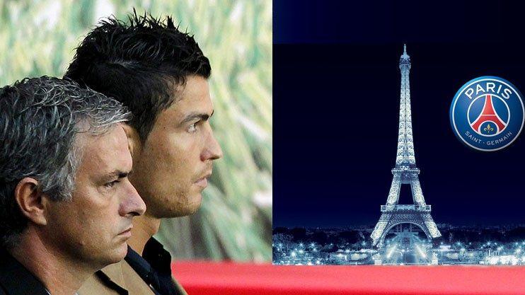 Mourinho e Ronaldo al PSG?
