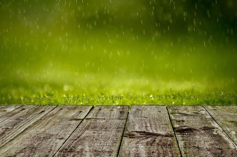 pioggia primavera