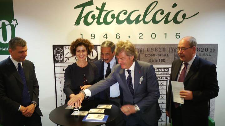 70 anni di Totocalcio
