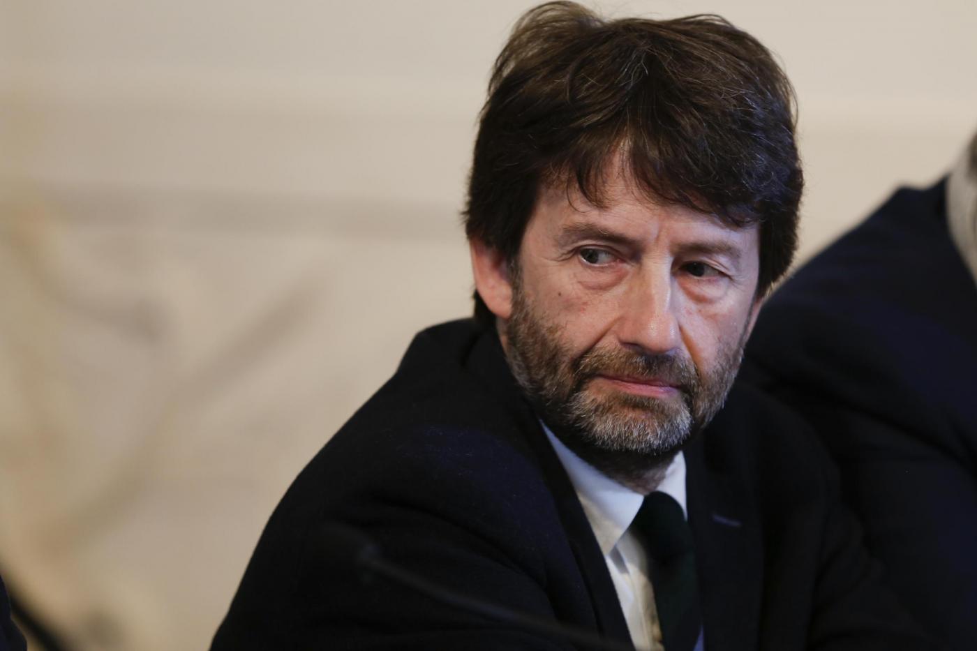 Torino, Franceschini Ministro dei beni e delle attività culturali a Palazzo Madama