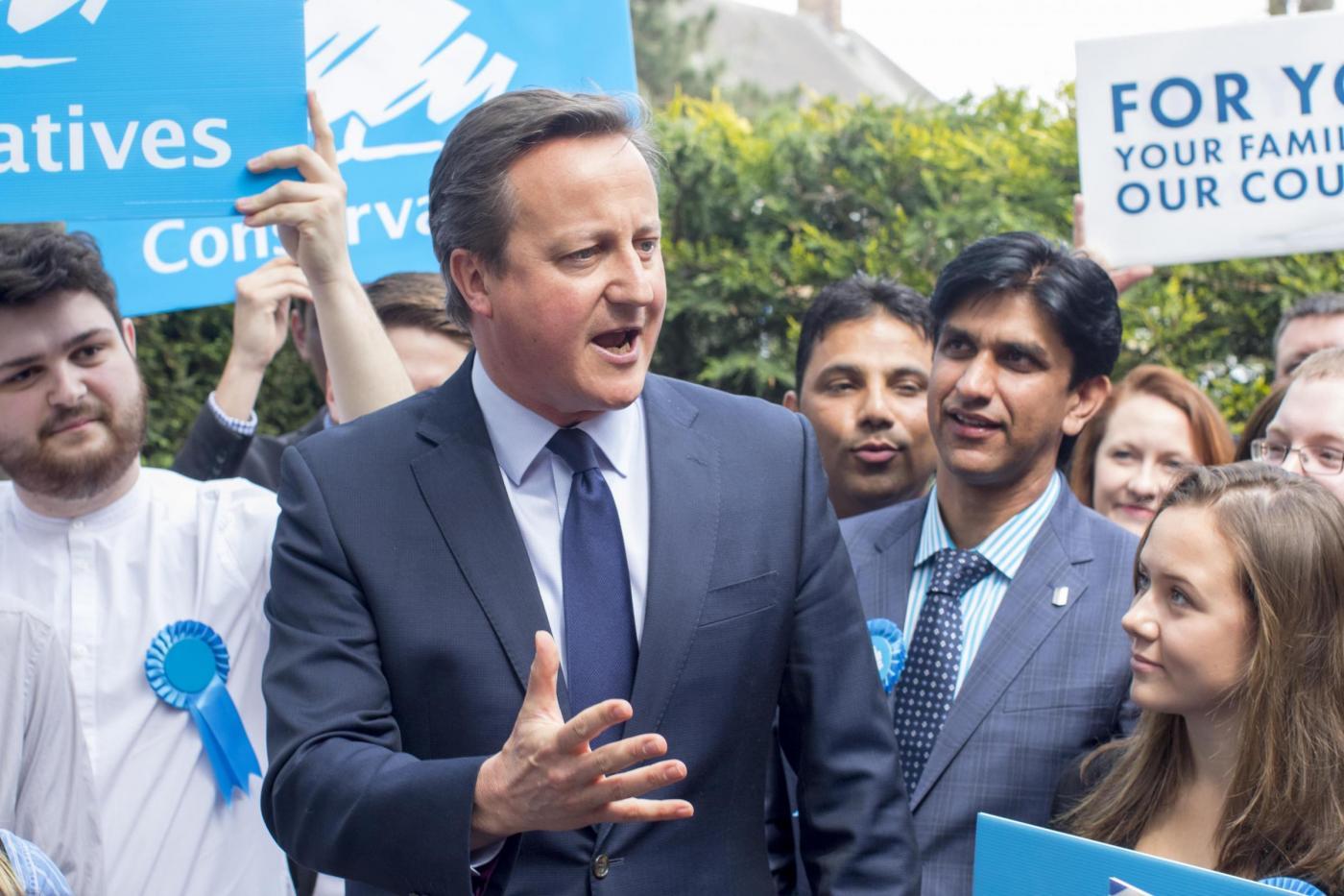 David Cameron dice no all'uscita del Regno Unito dall'UE