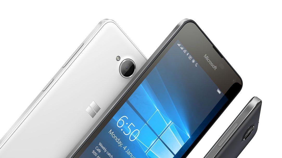 Smartphone Windows 10
