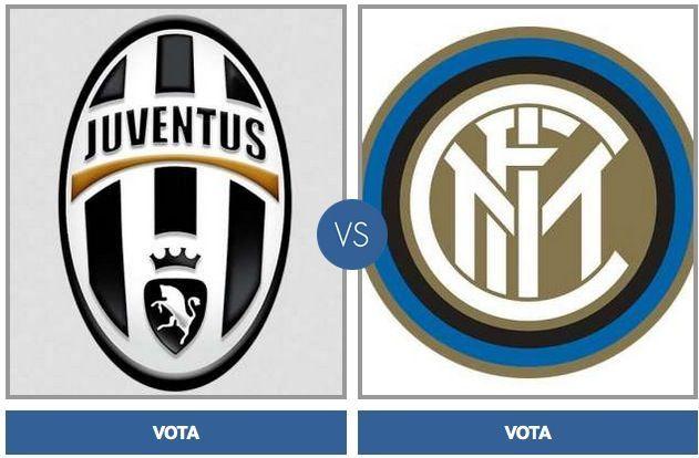 Stemma calcio Juve Inter
