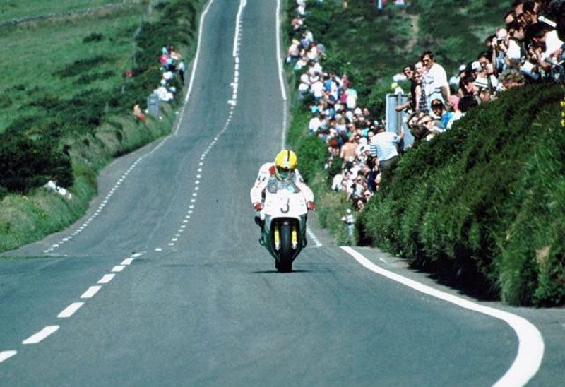Tourist Trophy Joey Dunlop