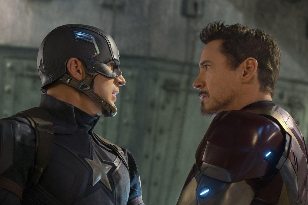 Captain America Civil War curiosità