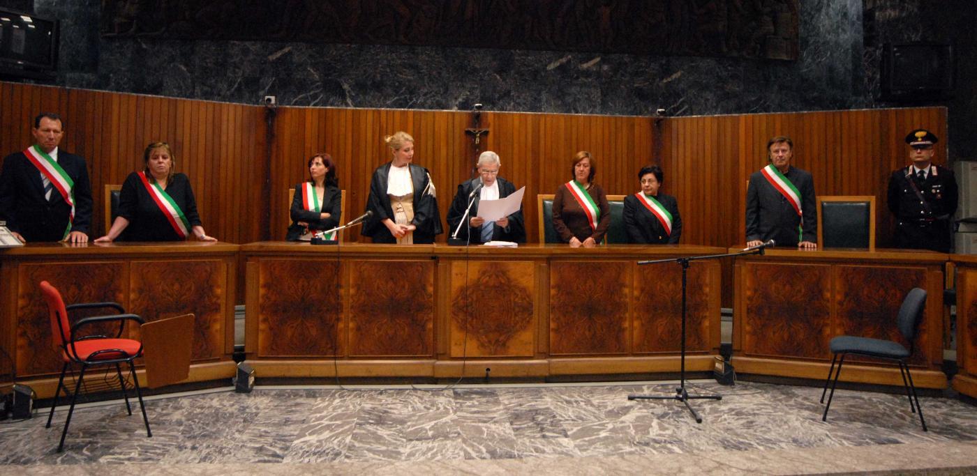 processo tribunale