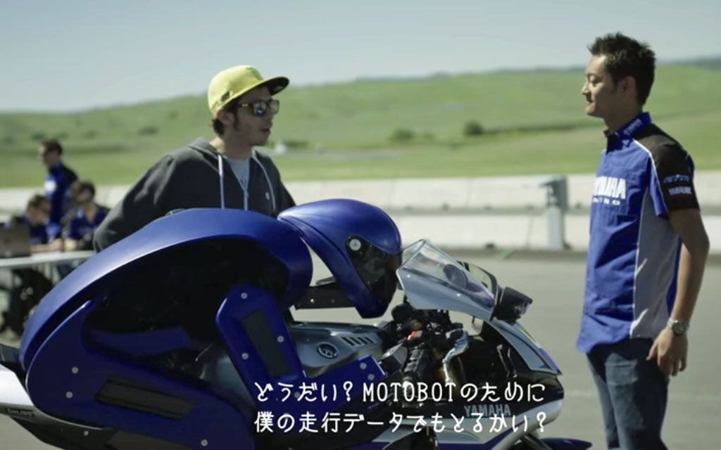 rossi motobot