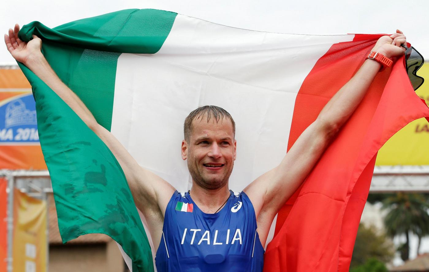 Atletica, Mondiale di marcia a Roma
