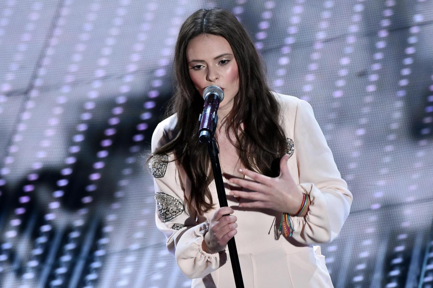 L'esibizione di Francesca Michielin all'Eurovision Song Contest 2016