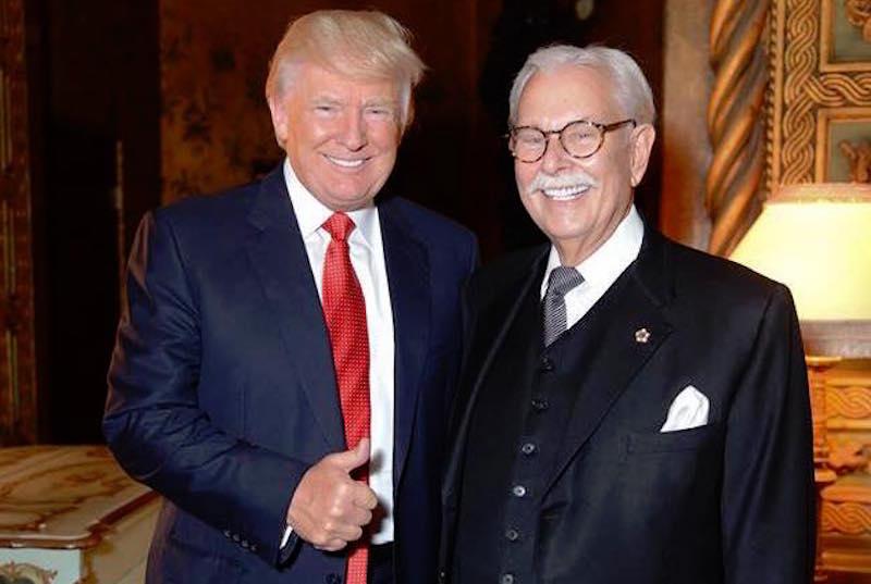 trump e l'ex maggiordomo