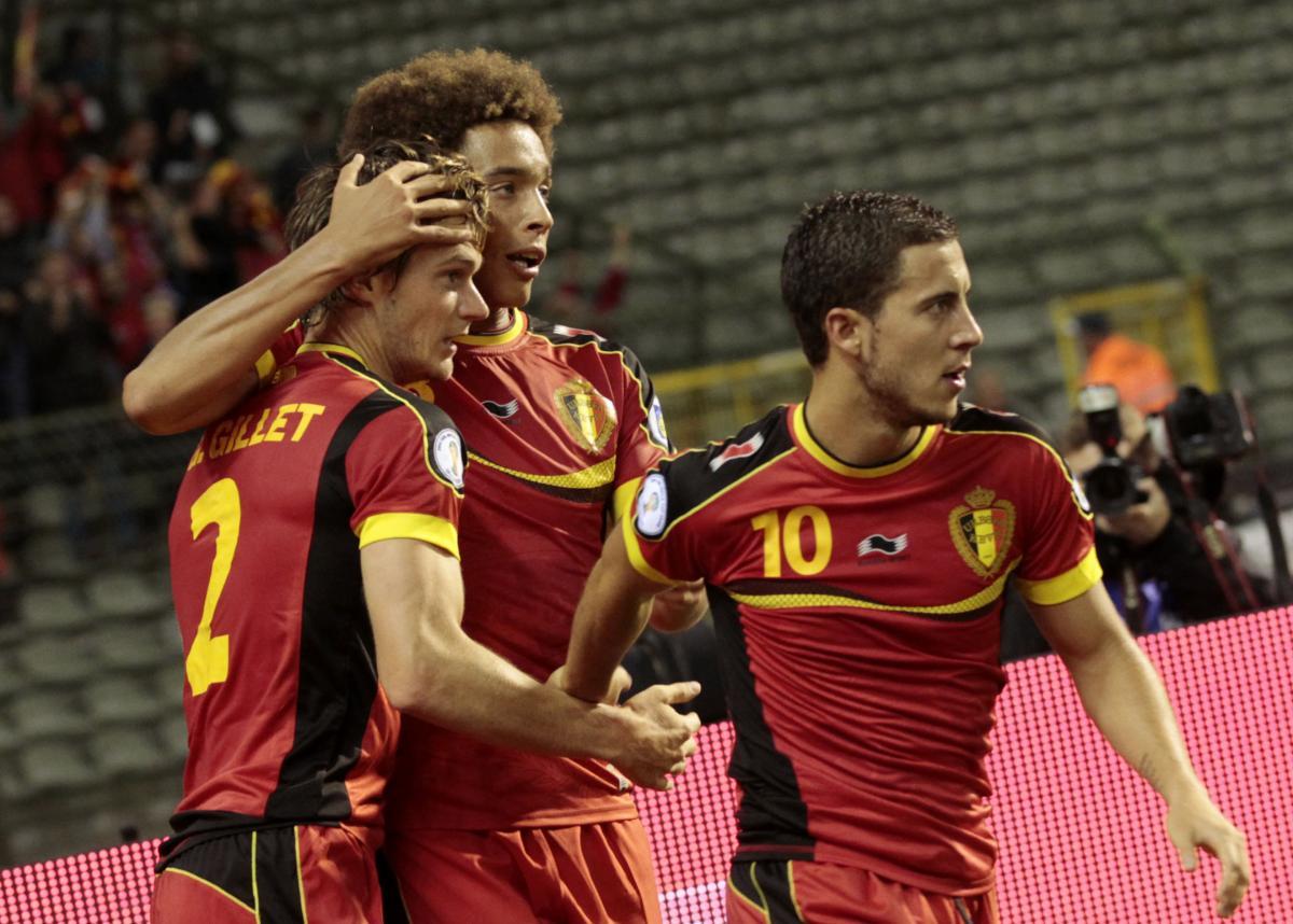 Belgio, la prima avversaria dell'Italia