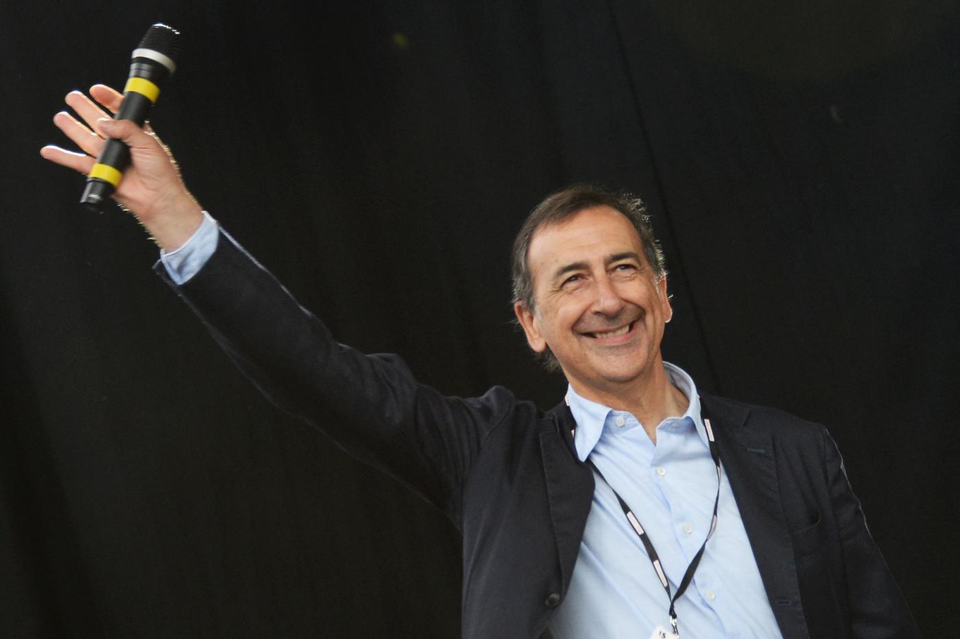 Milano. Festa di chiusura della campagna elettorale di Giuseppe Sala