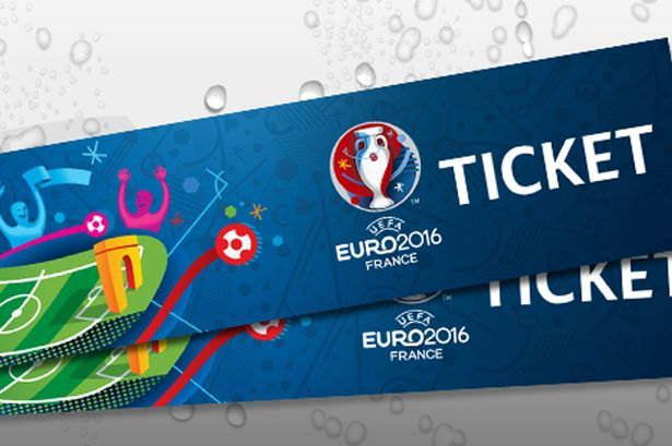 Euro 2016 biglietti