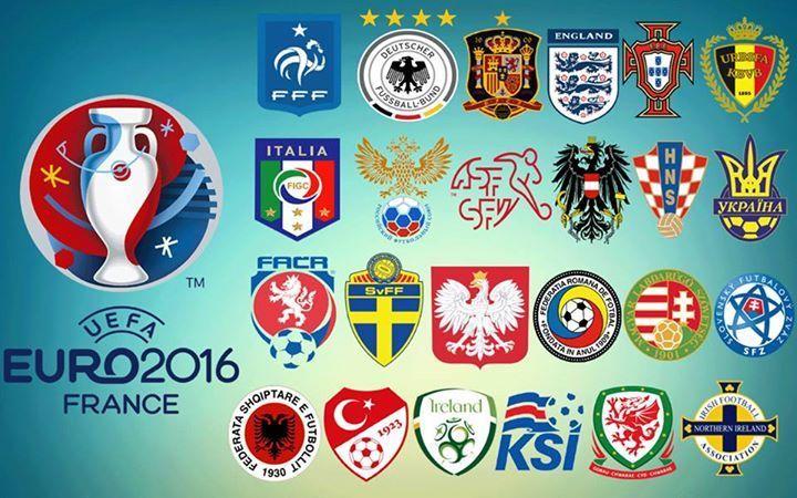 Euro 2016 squadre