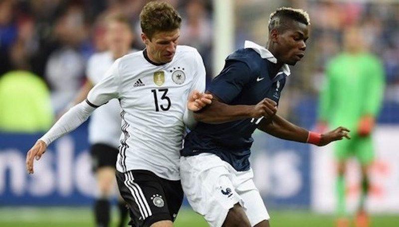 Francia e Germania, come hanno giocato all'esordio?