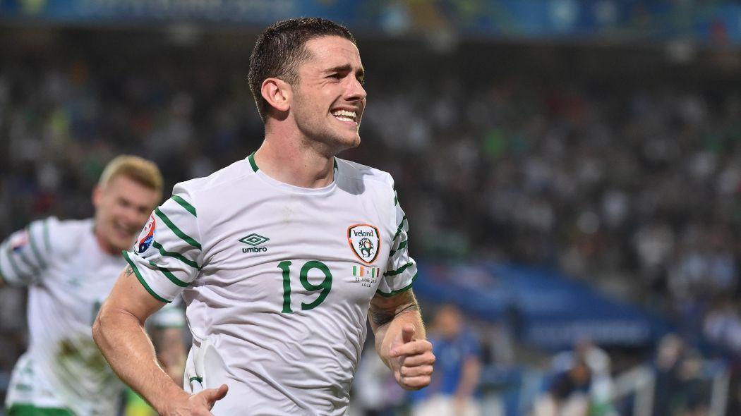 Irlanda vince contro l'Italia