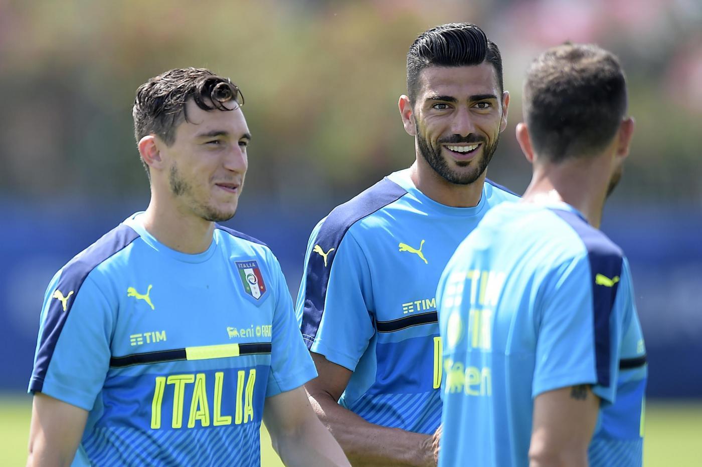 Euro 2016, l'Italia si prepara per i quarti di finale contro la Germania