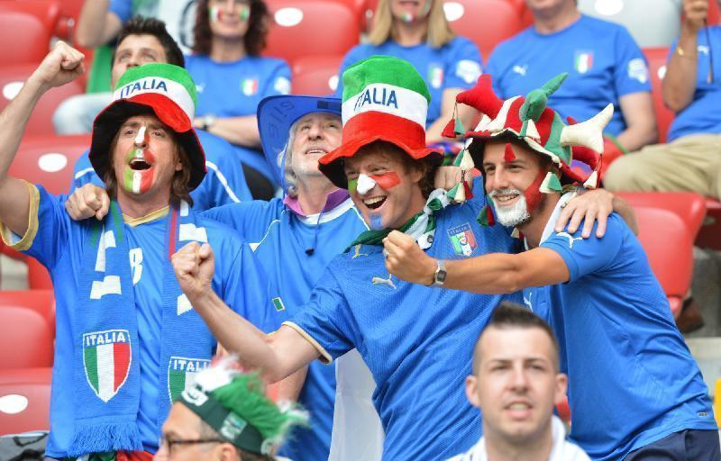 TifosiAzzurri, dove guardare le partite dell'Italia