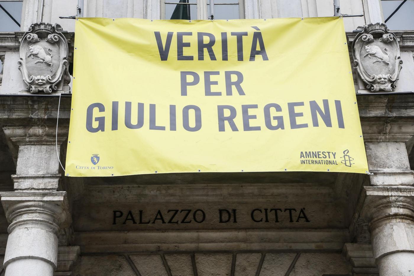 Morte Regeni, anche il sindaco di Torino Fassino firma il documento di Amnesty International