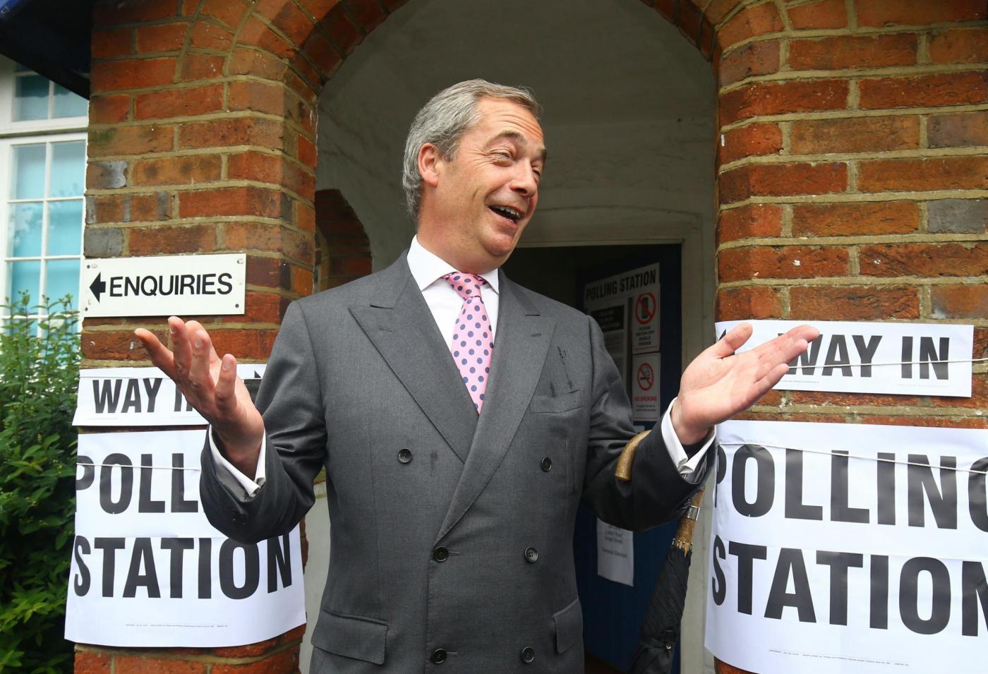 Regno Unito, i politici al voto sulla Brexit
