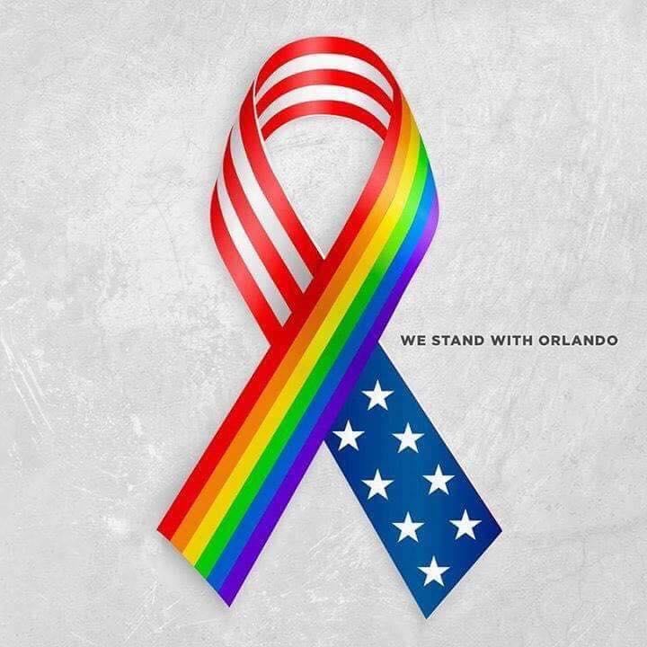 Lutto su Facebook dopo la strage di Orlando