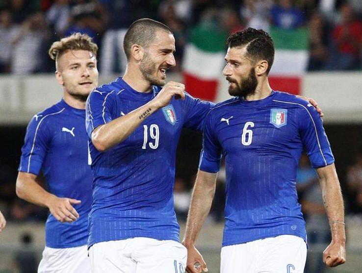 Italia, buona prova contro la Finlandia