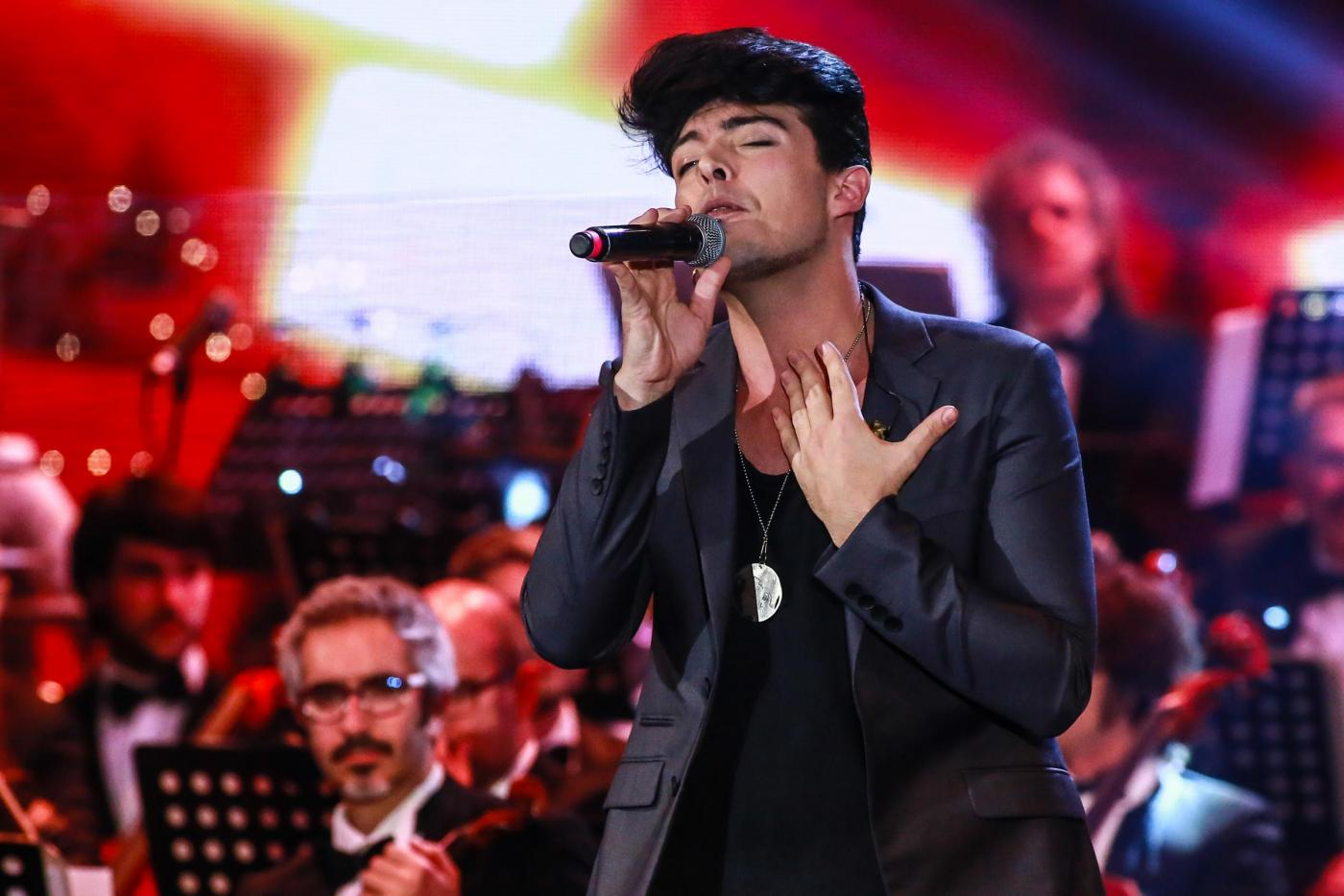 The Kolors Coca-Cola Summer Festival 2016 fischi
