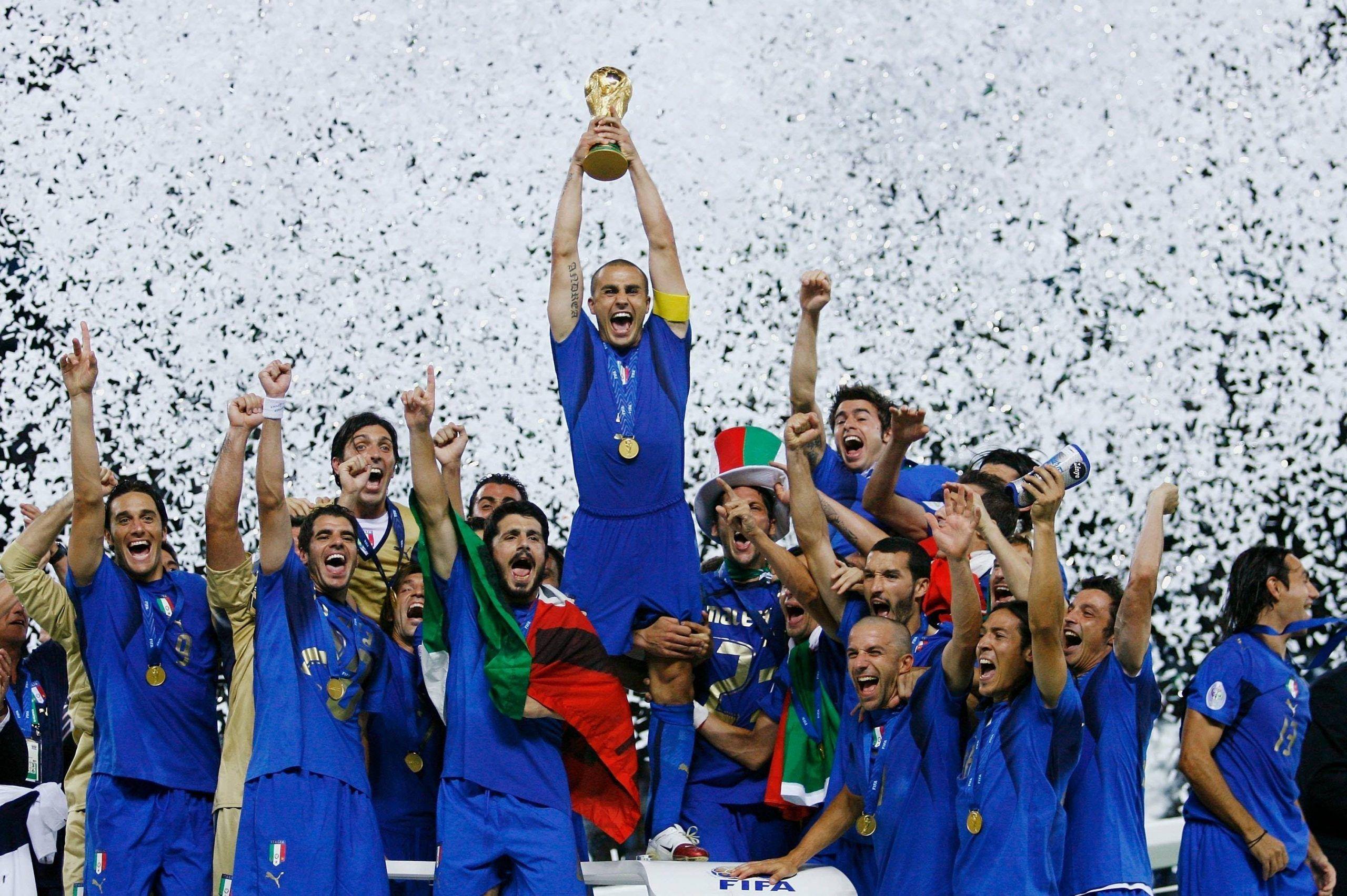 9 luglio, 10 anni fa l'Italia era campione del Mondo
