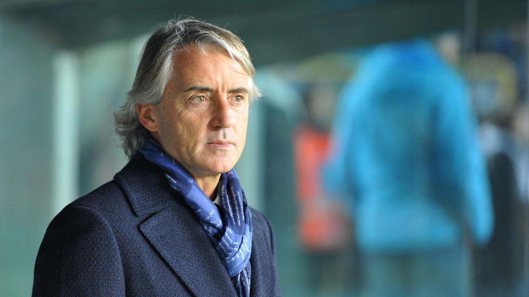 Mancini scontento, caos nell'Inter