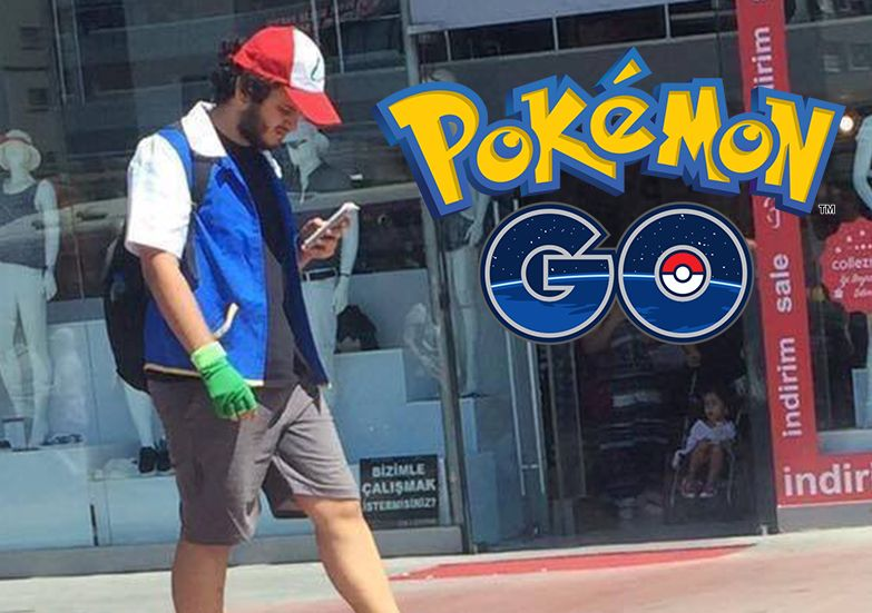Pokémon GO Ash
