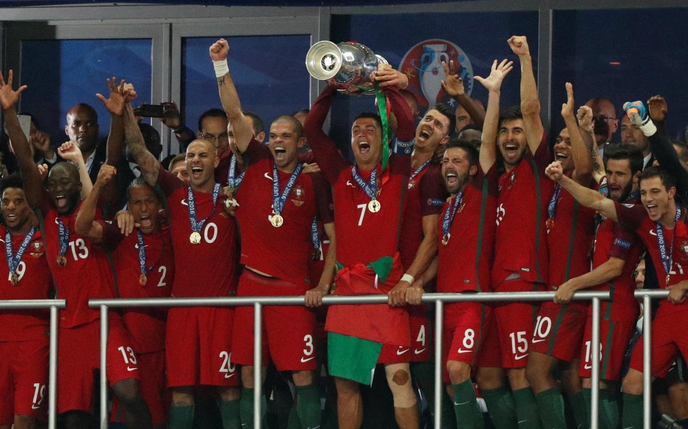Portogallo vs Francia Finale Euro 2016
