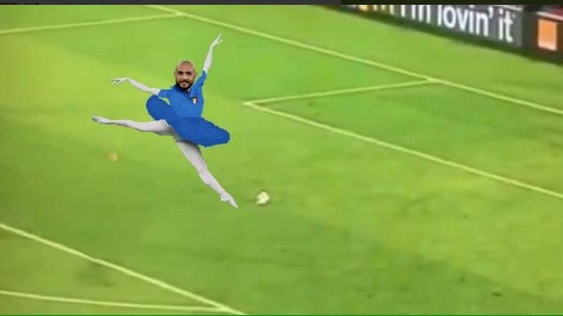 Rigore Zaza Italia Germania Euro 2016