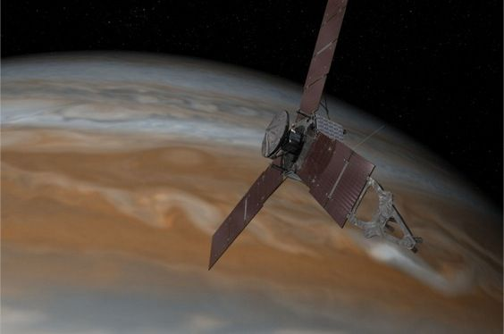 Sonda Juno e Giove