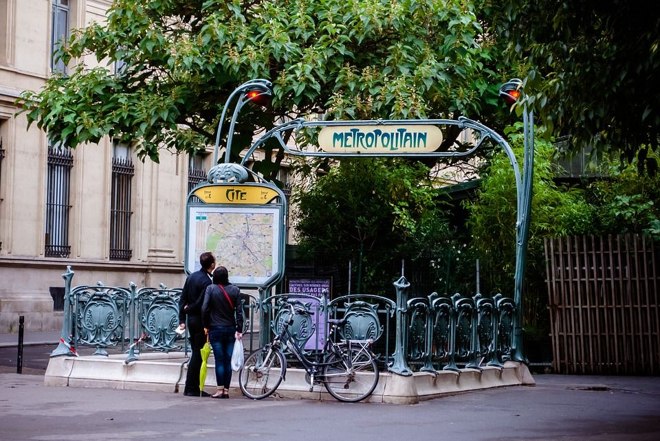 bici parigi