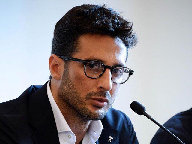 Fabrizio Corona Capri