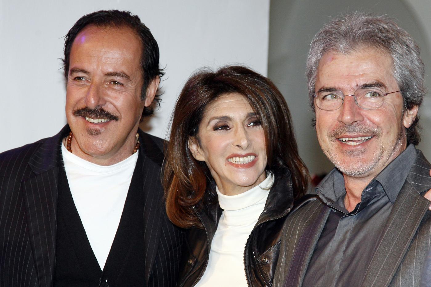 Lopez e Solenghi ricordano Anna Marchesini