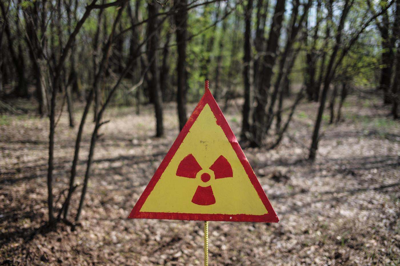Disastro nucleare a Chernobyl