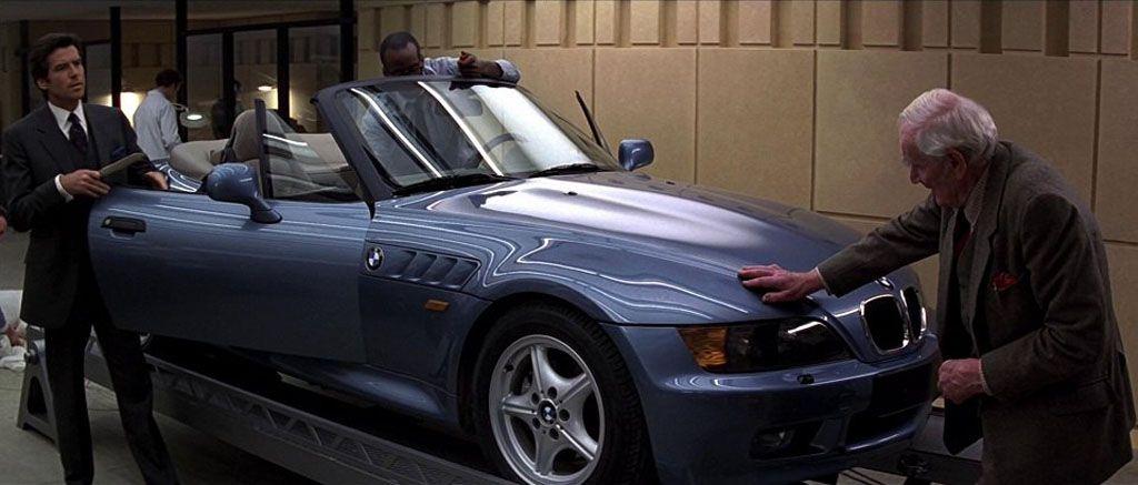 BMW Z3 007 1
