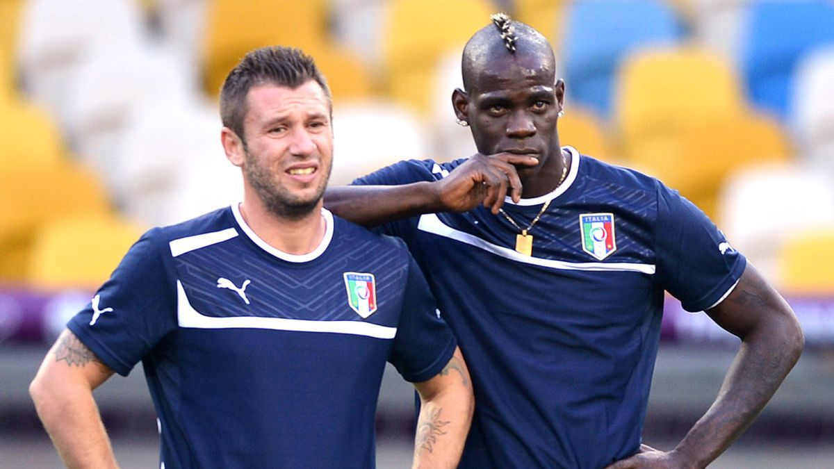 Cassano e Balotelli, che fine faranno
