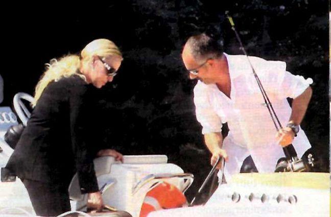 Antonella Clerici e Vittorio Garrone stanno insieme