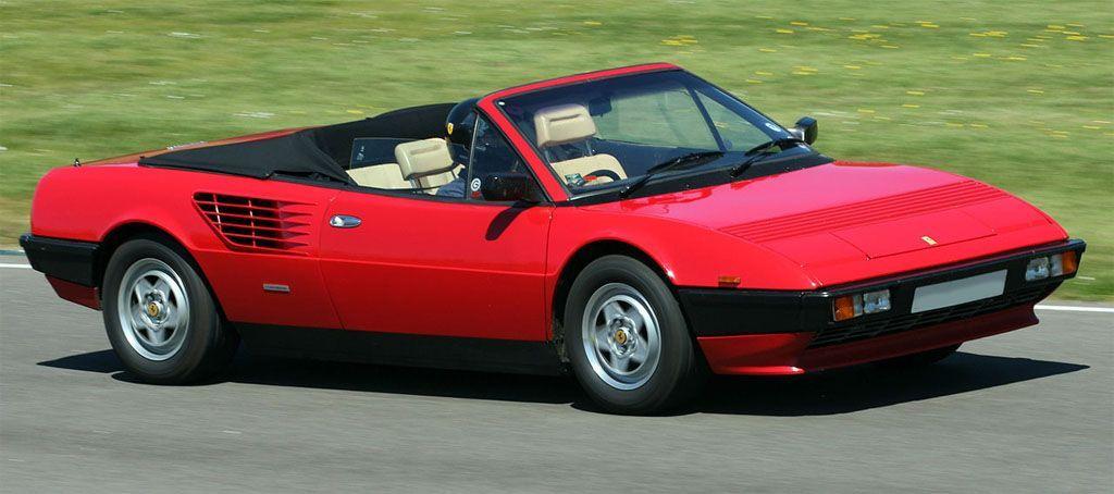 Ferrari Mondial 1