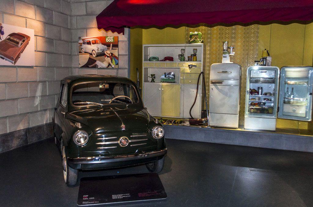 Museo automobile Torino 2011