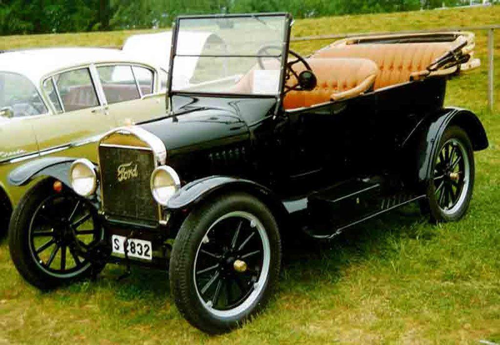 Ford Modello T 1