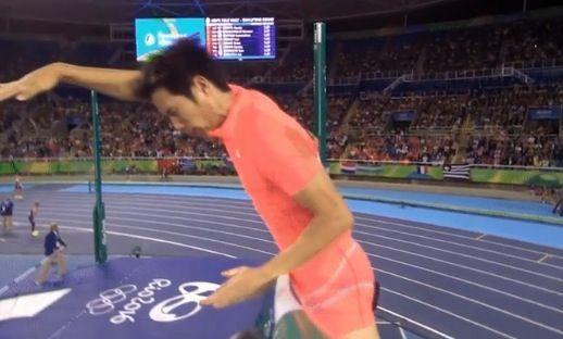 Olimpiadi 2016: Hiroki Ogita eliminato dal suo stesso pene