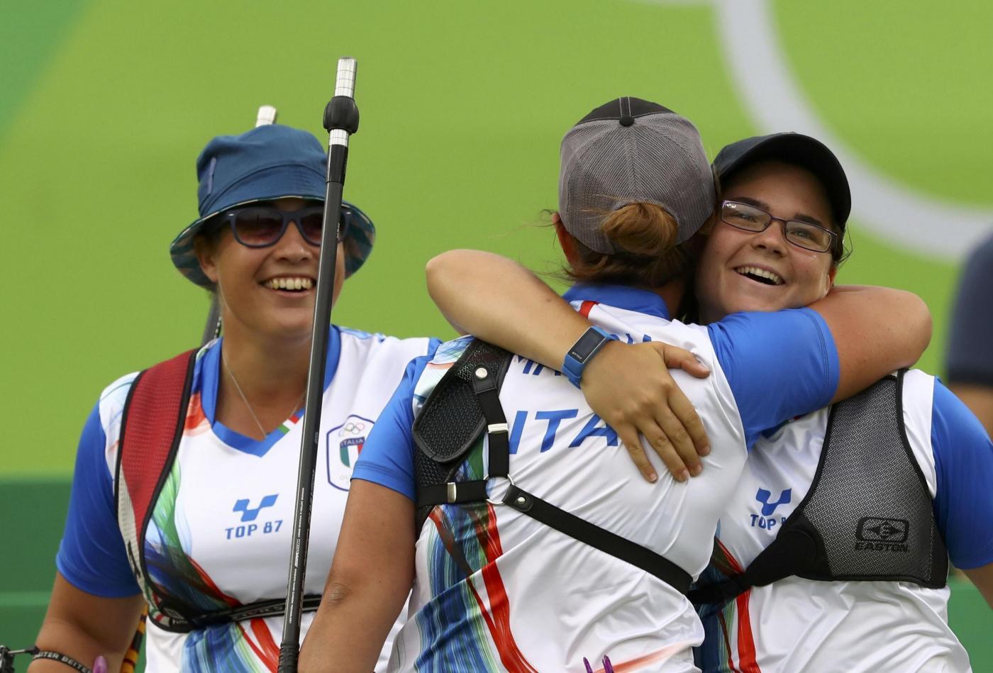 Olimpiadi Rio 2016, gli atleti italiani impegnati nei giochi