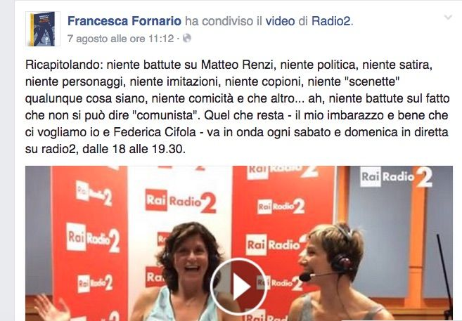 fornario facebook