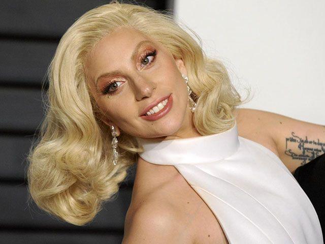 Terremoto centro Italia Lady Gaga