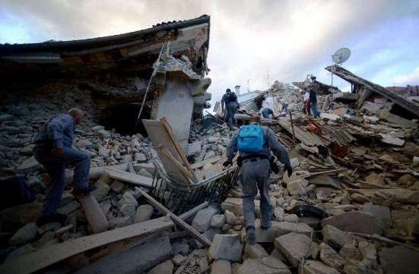 rischio sismico