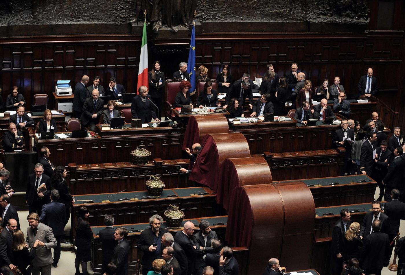 Camera dei Deputati Elezione del Presidente della Repubblica