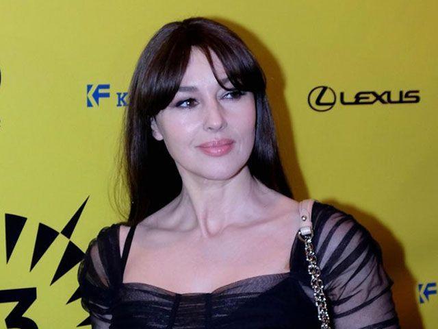 Monica Bellucci amore